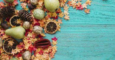 10-ка необходимых для полноценного рациона осенних продуктов