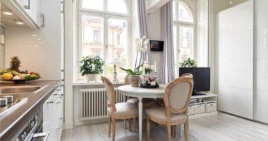 10 советов для обустройства малогабаритной квартиры