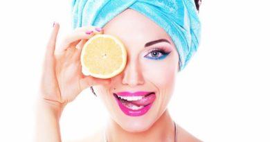 5 бьюти-советов c использованием лимона