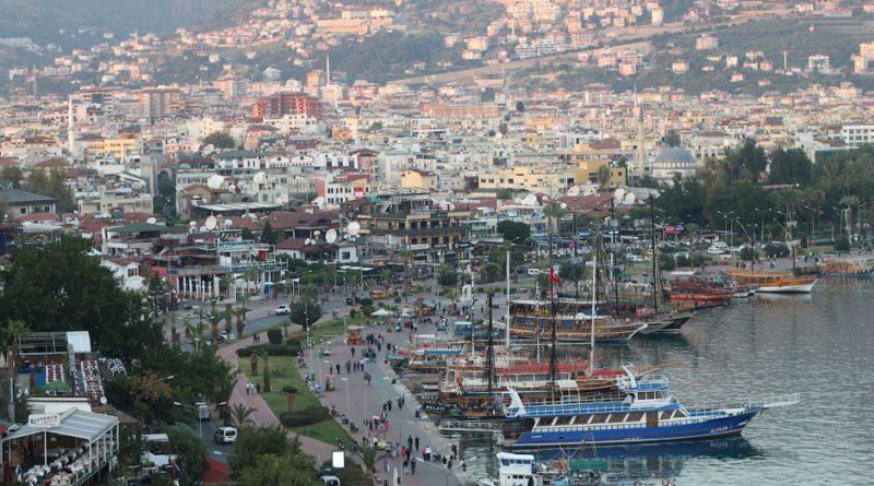 Аянджик (Турция) – самый «зеленый» город Синопа