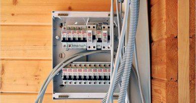 Что нужно знать при выполнении монтажа электропроводки в бане