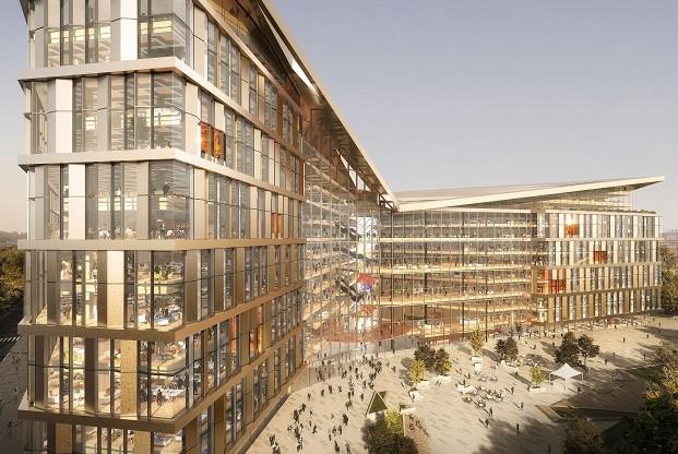 «Яндекс» построит себе новую штаб-квартиру на юго-западе столицы