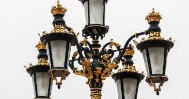 Как сделать уличное освещение своими руками?