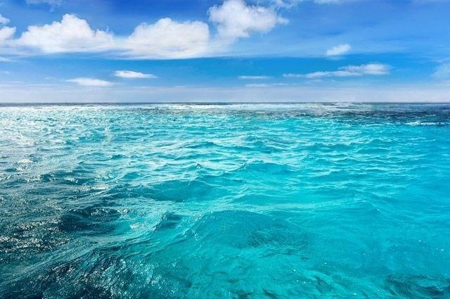 Морская вода: какую она несет пользу?