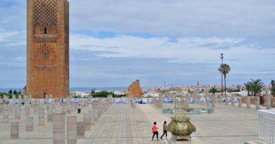 Отдых в Рабате (Марокко) на берегу Атлантического океана