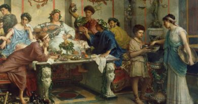 Почему древние римляне ели лёжа?