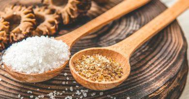 Полезные продукты для замены соли