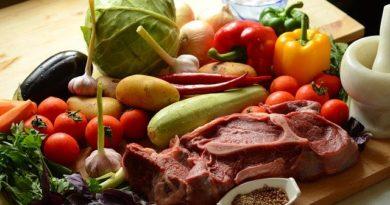 Продукты, богатые витамином В3