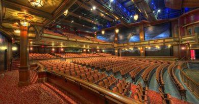 Самые красивые театры мира