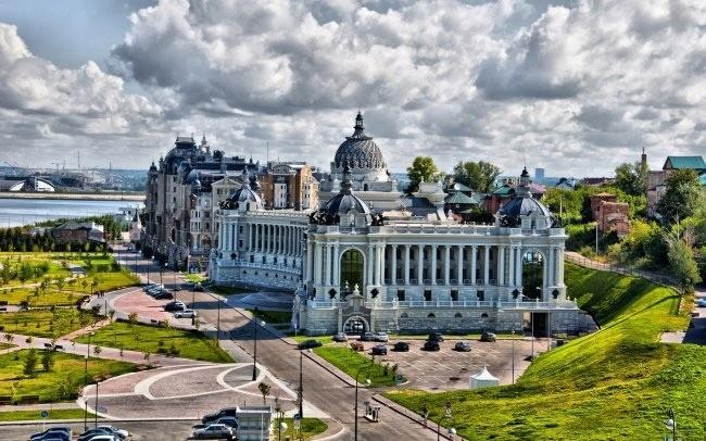 Самые удивительные места в Казани