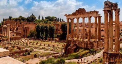 Семь самых безумных императоров древнего Рима