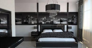 Спальня в стиле хай-тек: современно и удобно