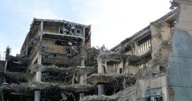 Страшные мировые катастрофы по строительной ошибке