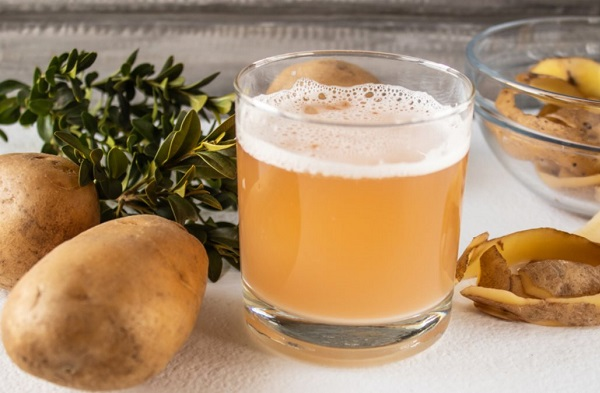 Вся польза картофельного сока