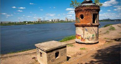 Заброшенная водозаборная станция, Нижегородская область