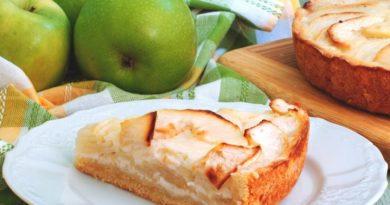 Знаменитый цветаевский яблочный пирог