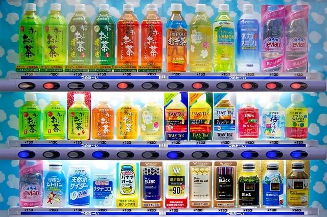 15 странных вещей, которые можно купить в японских торговых автоматах