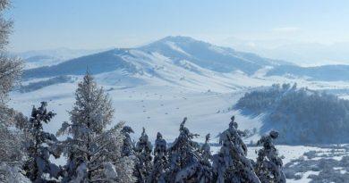 Алтай открывает горнолыжный сезон 19.12.2020