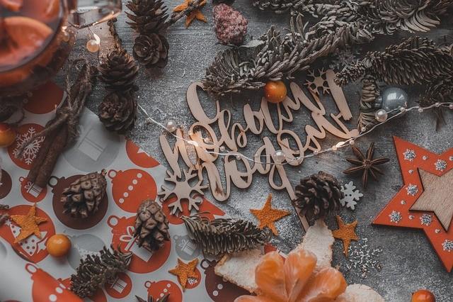 Главные напитки Нового года и Рождества