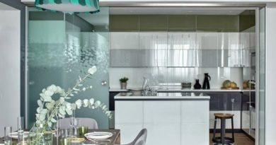Как объединить кухню и гостиную и грамотно зонировать пространство?