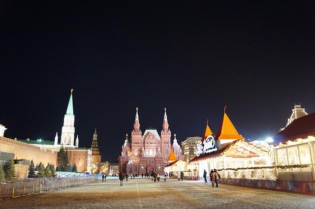 Москва: доступ на Красную площадь будет ограничен (в новогоднюю ночь)