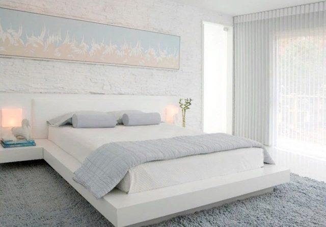 Особенности и характеристики интерьера светлой спальной
