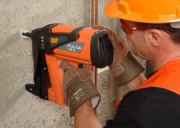 Особенности выбора строительного монтажного пистолета по бетону
