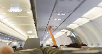 Откуда в самолете воздух при полете