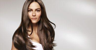Правильно сушим волосы естественным путем