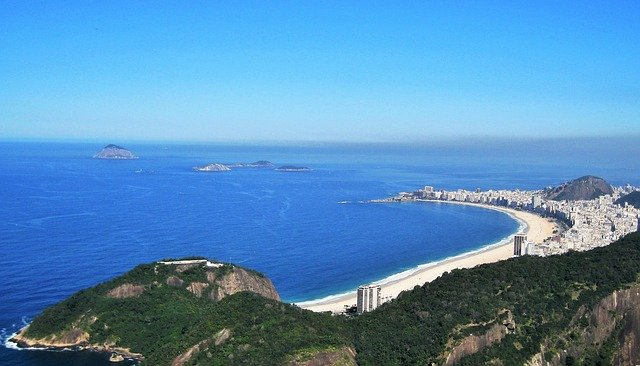 Рио-де-Жанейро (Бразилия) — главные достопримечательности