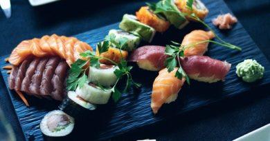 ТОП-10 блюд, которые обожают японцы