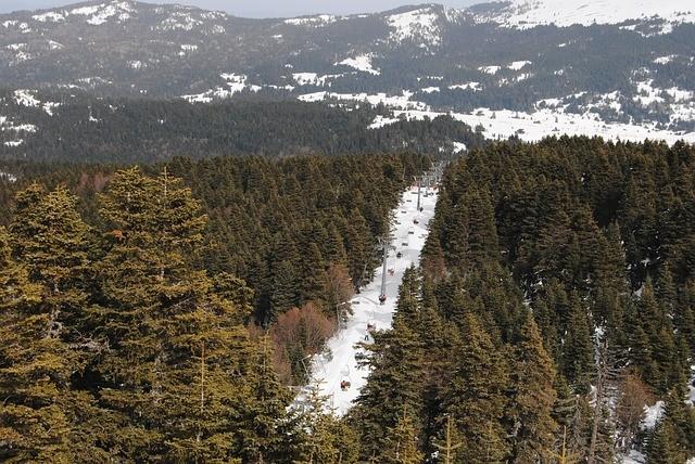 Турция: в начале января все горнолыжные курорты закроют