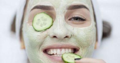 10 огуречных масок для лица