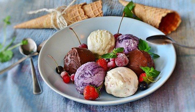 10 странных сортов мороженого во всем мире