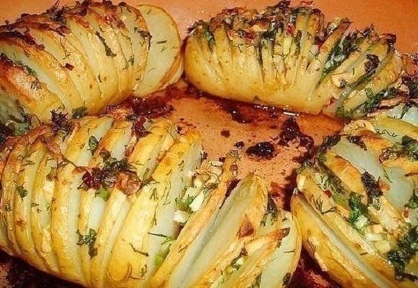 10 вкусных рецептов из картофеля