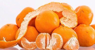 Что будет с организмом, если начать есть мандарины