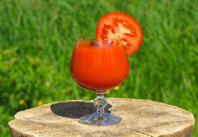 Что происходит с организмом, если начать пить томатный сок