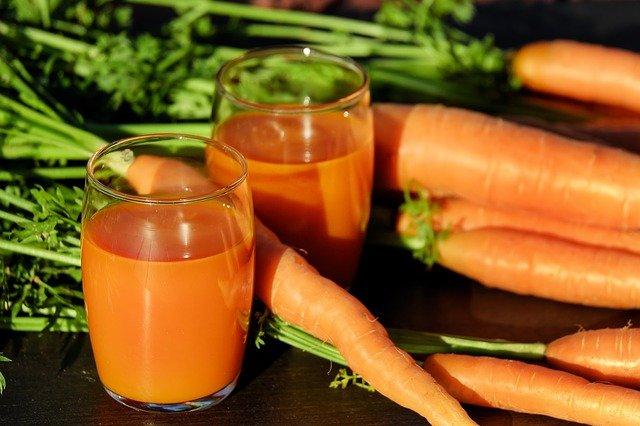 Что произойдет с организмом, если начать пить морковный сок