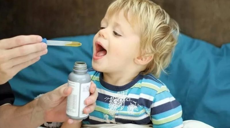 Даем антибиотик ребенку правильно