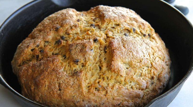 Ирландский хлеб