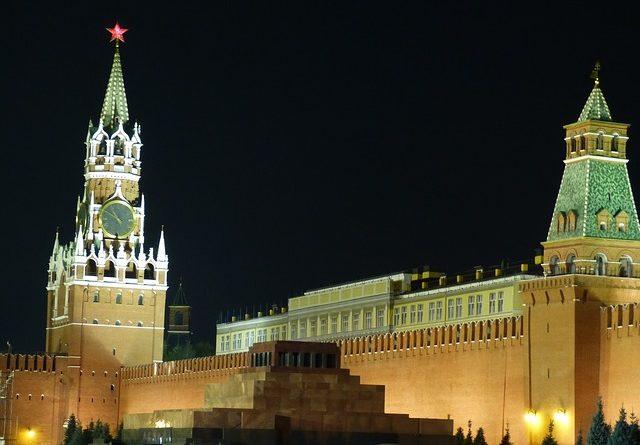 История строительства Мавзолея Ленина