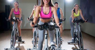 Эффективная сайкл-тренировка для похудения