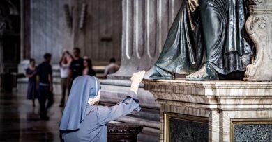 Как монахини усмиряли свое влечение к мужчинам