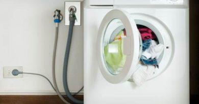 Как подключить стиральную машину?
