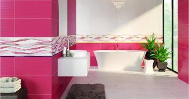 Как правильно сочетать керамическую плитку по цвету, фактуре, размеру