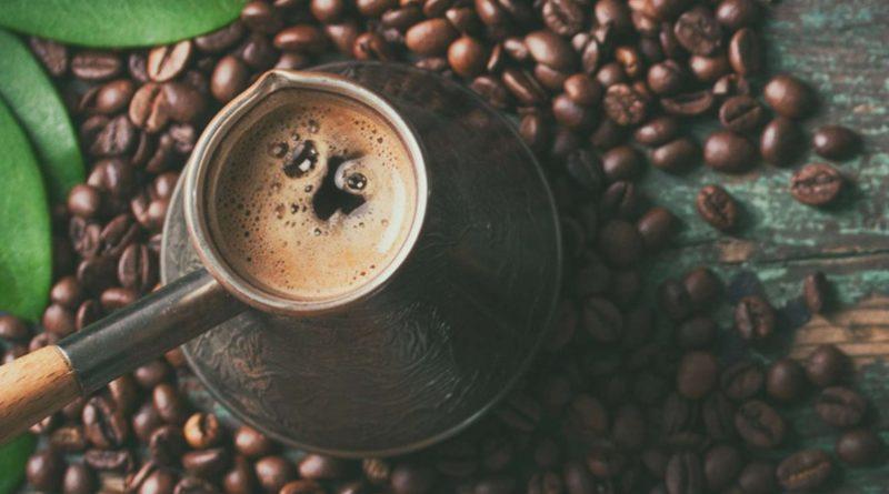 Как вкусно сварить кофе в турке