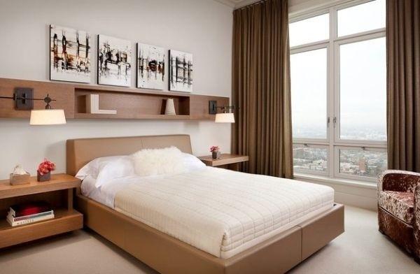 Очарование небольших спален