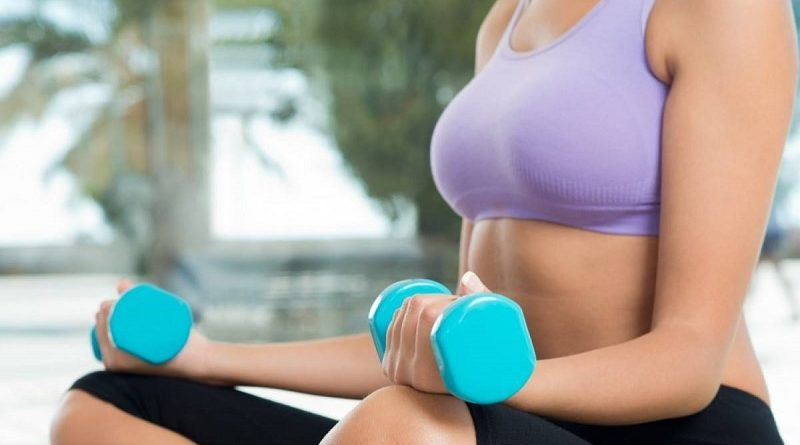 Тренировка груди — улучшаем форму