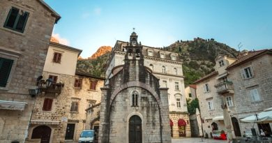 В Черногории изменились правила въезда для иностранцев