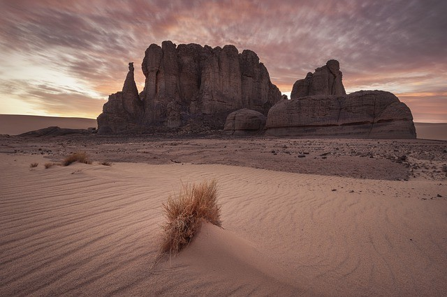 10 скрытых секретов пустыни Сахара